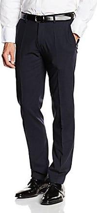 Slim, Pantalon de Smoking Homme, Bleu (Dunkelblau 019), 52Roy Robson