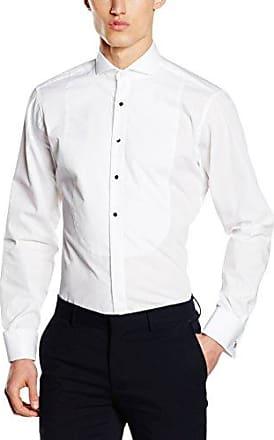 Slim, T-Shirt Homme, Blanc (Schneeweiß 000), SRoy Robson