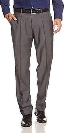 Pantalón para hombre, color antracita (anthrazit 208), talla 52 Roy Robson