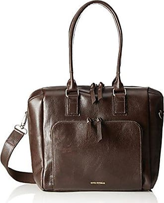 Tote Bag - Cgn, Womens Tote, Braun (Cognac), 10x41.5x31 cm (B x H T) Royal Republiq