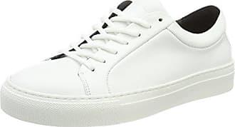 Royal RepubliQ Elpique Impact Shoe, Zapatillas para Mujer, Blanco (White + Blue Accent 94), 40 EU