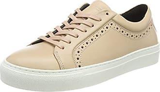 Royal RepubliQ Elpique Impact Shoe, Zapatillas para Mujer, Blanco (White + Red Accent 92), 40 EU