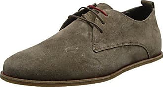 Royal RepubliQ Elpique Brogue Shoe, Zapatillas para Mujer, Beige (Nude 89), 36 EU