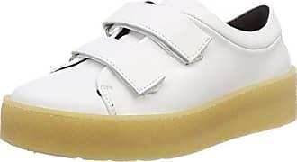Royal RepubliQ Lynx Strap Shoe, Zapatillas para Mujer, Blanco (White 17), 38 EU