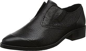 Mc Allister - Zapatos de cordones de Piel para hombre negro negro, color negro, talla 38 EU