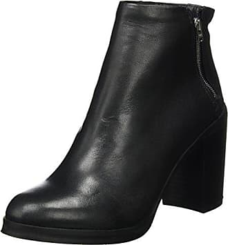 Royal RepubliQ Bridge Zip Boot, Escarpins Bout Fermé Femme, Schwarz (Black), 36 EU
