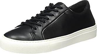 Royal RepubliQ SEVEN20 Strap Shoe-BLK, Zapatillas para Mujer, Negro (Black 01), 41 EU