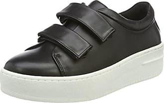 Royal RepubliQ Prime Fringe Shoe-Blk, Derbys Femme, (Black 01), 41 EU