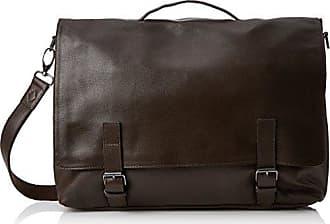 New Courier Day, Unisex Adults Messenger Bag, Schwarz (Black), 7x31x43 cm (B x H T) Royal Republiq