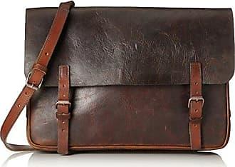 Royal RepubliQ MessengerBlack Vintage, Besaces mixte adulte, Braun (Cognac), 9x30x45 cm (B x H T)