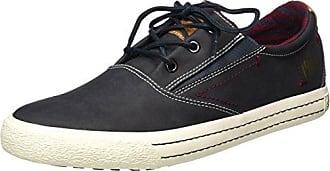 Sneakers blu navy con stringhe per uomo s.Oliver
