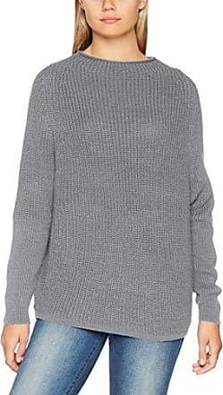 s.Oliver 14710614122, Jersey para Mujer, Gris (Grey Melange Knit 97X0), 44