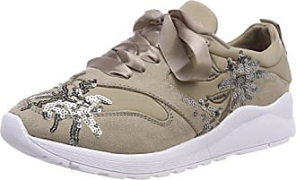 s.Oliver 23674, Zapatillas Para Mujer, Beige (Taupe), 37 EU