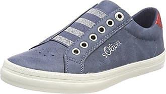 s.Oliver 23632, Zapatillas para Mujer, Azul (Lt Blue), 39 EU