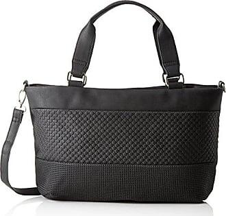 39.711.94.6046, Womens Cross-Body Bag, Schwarz (Black/schwarz), 6x37x35.5 cm (B x H T) s.Oliver