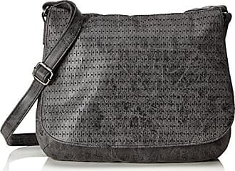 39.711.94.8032, Womens Shoulder Bag, Schwarz (Black/schwarz), 7.5x30x34 cm (B x H T) s.Oliver