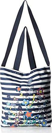 7f.706.94.5566, Womens Backpack Handbag, Blau (Blue Strips), 1x41x35 cm (B x H T) s.Oliver