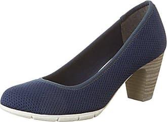 22402, Escarpins Femme, Bleu (Navy 805), 38 EUs.Oliver