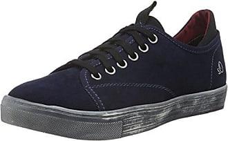 s.Oliver 23606, Zapatillas para Mujer, Azul (Navy 805), 38 EU