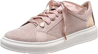 s.Oliver 23642, Zapatillas Para Mujer, Plateado (Pewter Comb.), 36 EU