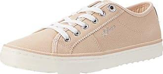 s.Oliver 23640, Zapatillas para Mujer, Marrón (Pepper/Gold), 41 EU