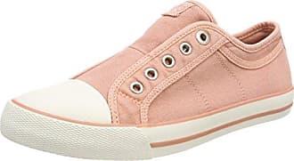 Softline 23662, Zapatillas para Mujer, Marrón (Flower Comb.), 38 EU