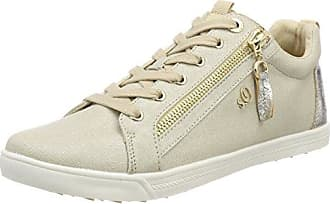 s.Oliver 25201, Zapatillas para Mujer, Beige (Champagner), 37 EU