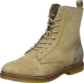 s.Oliver 26424, Botas Slouch para Mujer, Marrón (Muscat), 38 EU