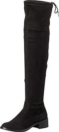 25527, Bottes Femme, Noir (Black), 37 EUs.Oliver