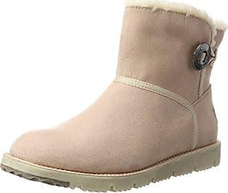 Zapatos rosas estilo militar s.Oliver para mujer
