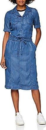 s.Oliver 21.805.82.8858, Vestido para Mujer, Negro (Black Stripes 99G1), 46