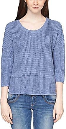 s.Oliver 14.503.61.5526 - Suéter para mujer, color blau (pastell blue 5302), talla 44