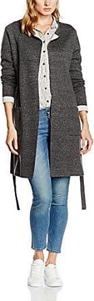 s.Oliver 14.607.64.6017, Chaqueta para Mujer, Grau (pewtergrey melange knit 97X0), ES 36 (DE 34)