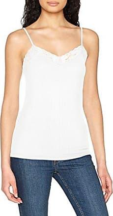Le Bourget Caraco Fines Bretelles, Camiseta sin Mangas para Mujer, Negro (Noir 133), 36 (Talla del Fabricante: Small)