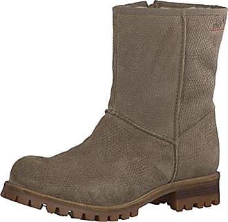 s.Oliver Damenschuhe 5-5-26491-27 Damen Stiefel, Boots, Stiefeletten Braun (Camel), EU 39