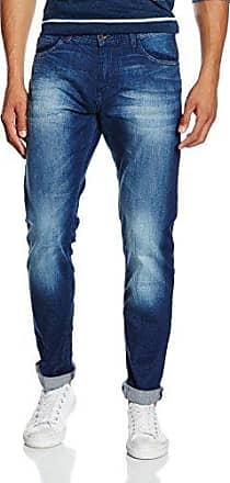 s.Oliver 40.803.71.2728, Vaqueros Straight para Hombre, Azul (Blue 53Z3), 34W x 32L Q/S designed by