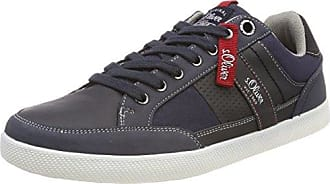 13630, Sneakers Basses Homme, Bleu (Denim 802), 43 EUs.Oliver
