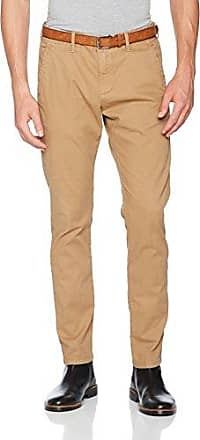 13.804.73.3846, Pantalones para Hombre, Beige (Muddy River 8576), 33W x 34L s.Oliver