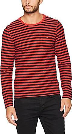 13.609.31.4821, Camiseta para Hombre, Gris Oscuro, M s.Oliver