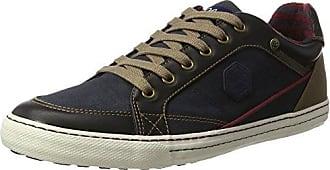 13619, Sneakers Basses Homme, Bleu (Navy 805), 42 EUs.Oliver