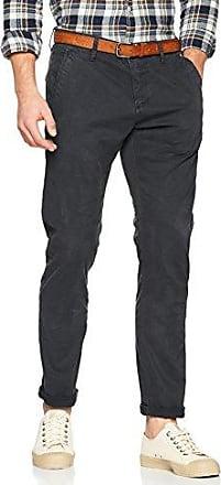 13 801 73 2287, Pantalones para Hombre, Gris (Vulcano Grey 9581), 34W x 34L s.Oliver