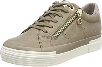 s.Oliver 23648, Zapatillas Para Mujer, Gris (Grey Metallic), 39 EU