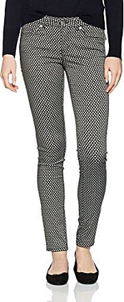 1E.895.76.4253, Pantalon Femme, Noir (Jet Black 9999), 46s.Oliver Black Label