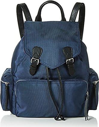 39.712.94.4467, Womens Backpack, Schwarz (Grey/black Aop), 10x26x22 cm (B x H T) s.Oliver