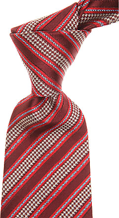 Ties On Sale, Burgundy, Silk, 2017, one size S.T. Dupont