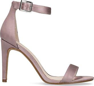 Rosafarbene Sandalen mit silbernen Schnallen (36,37,38,39,40,41,42)
