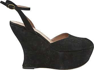 Pre-owned - Grey Suede Sandals Saint Laurent