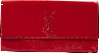 Saint Laurent Pre-owned - Silk clutch bag