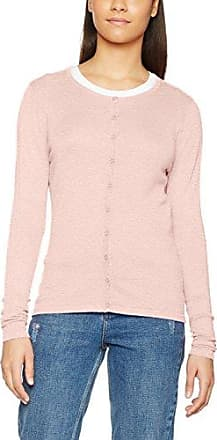 Pull - Manches Longues - Femme - Rose (Rugby Tan) - FR : 36 (Taille Fabricant : 1)Cache Cache