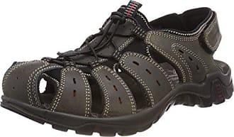 Salamander 31-73801 - Zapatillas Altas de Piel Hombre, Color Marrn, Talla 42 EU